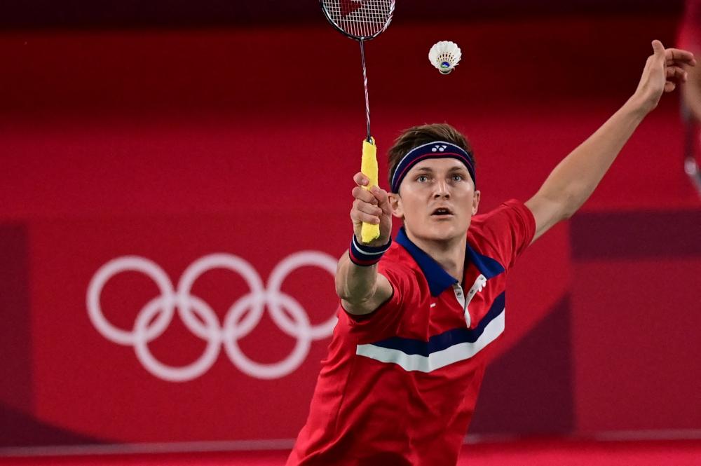 Viktor Axelsen: Chuyện chàng trai vượt nỗi sợ hãi mắc covid 19 để trở thành nhà vô địch Olympic - Ảnh 6.