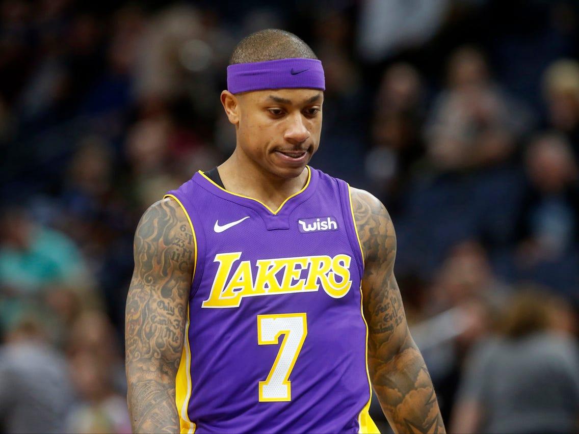 Rajon Rondo tiến gần đến thương vụ trở về Los Angeles Lakers - Ảnh 3.