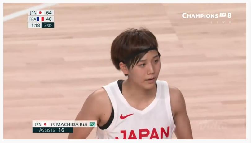 Nhật Bản xuất sắc tiến vào chung kết bóng rổ nữ lần đầu tiên trong lịch sử - Ảnh 2.