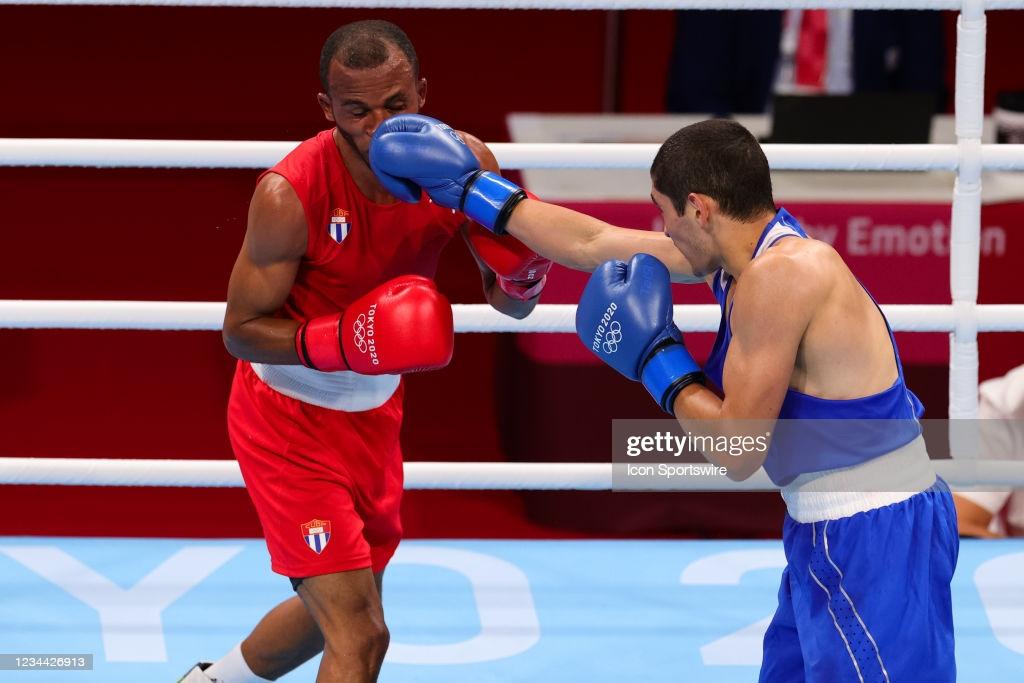 Nhà vô địch boxing Albert Batyrgaziev: 5 năm thay đổi cuộc đời - Ảnh 2.