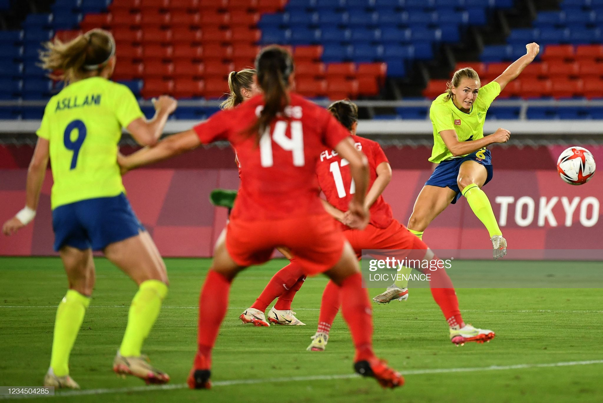 Đá hỏng liên tiếp 3 quả luân lưu, Canada vẫn vô địch bóng đá nữ Olympic 2020 - Ảnh 1.