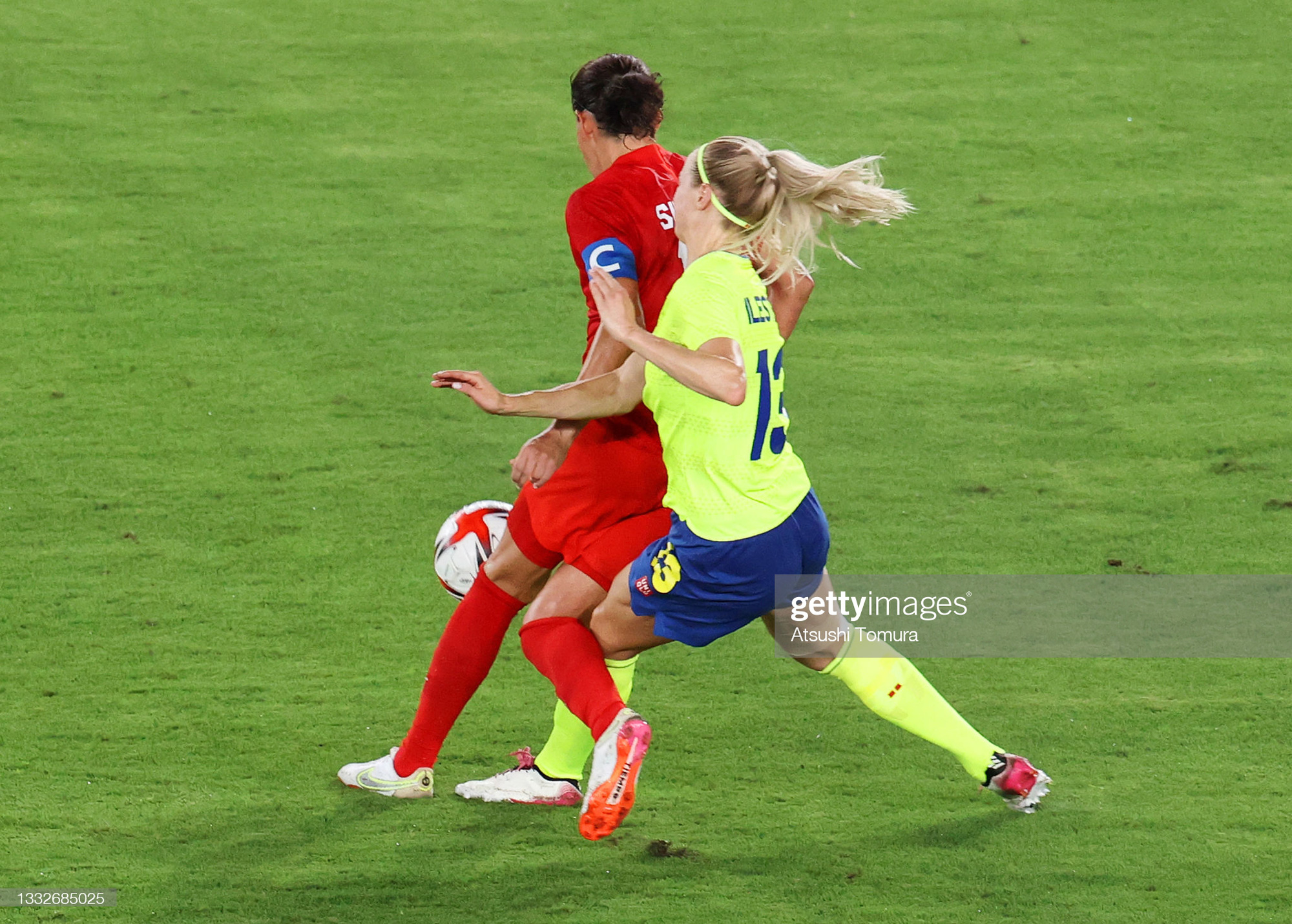 Đá hỏng liên tiếp 3 quả luân lưu, Canada vẫn vô địch bóng đá nữ Olympic 2020 - Ảnh 4.