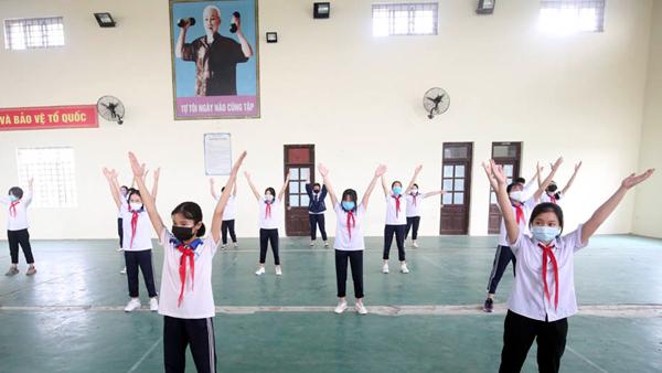 """Bộ Văn hóa, Thể thao và Du lịch ban hành kế hoạch """"Hướng dẫn toàn dân tập luyện thể dục thể thao nâng cao sức khỏe, phát triển tầm vóc, thể lực, phòng, chống bệnh tật giai đoạn 2021-2025"""" - Ảnh 1."""