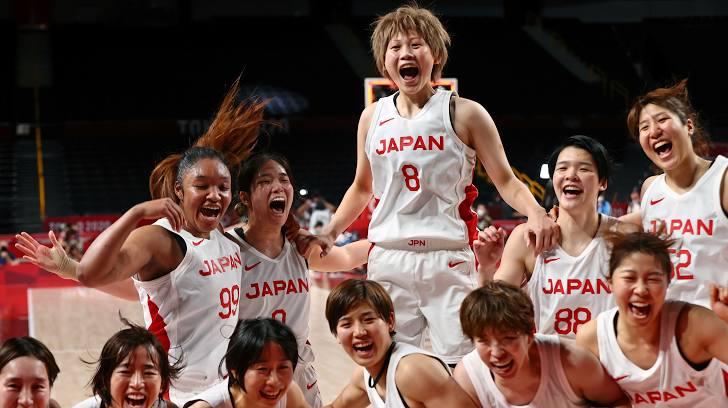 Nhật Bản xuất sắc tiến vào chung kết bóng rổ nữ lần đầu tiên trong lịch sử - Ảnh 1.