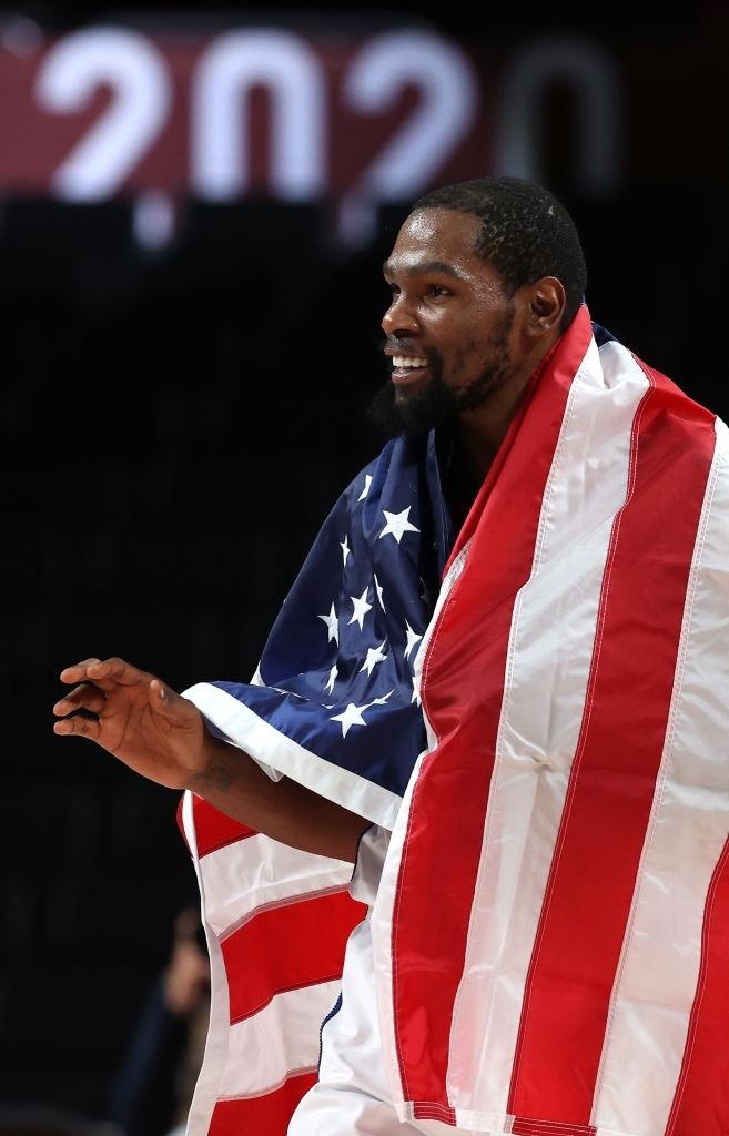 Đội tuyển Mỹ giành huy chương vàng Olympic Tokyo 2020 dễ hơn bạn nghĩ nhiều - Ảnh 1.