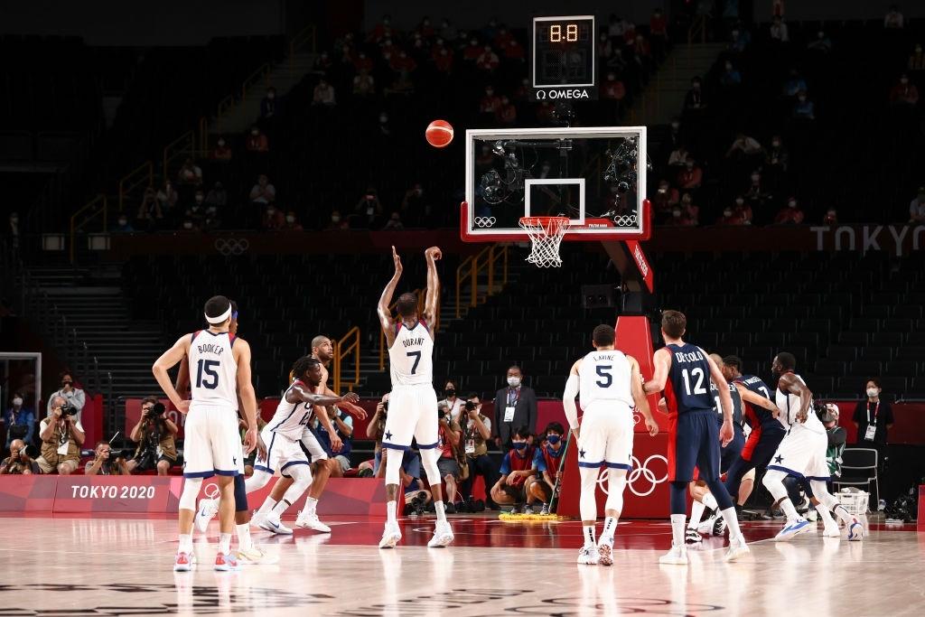 Đội tuyển Mỹ giành huy chương vàng Olympic Tokyo 2020 dễ hơn bạn nghĩ nhiều - Ảnh 3.