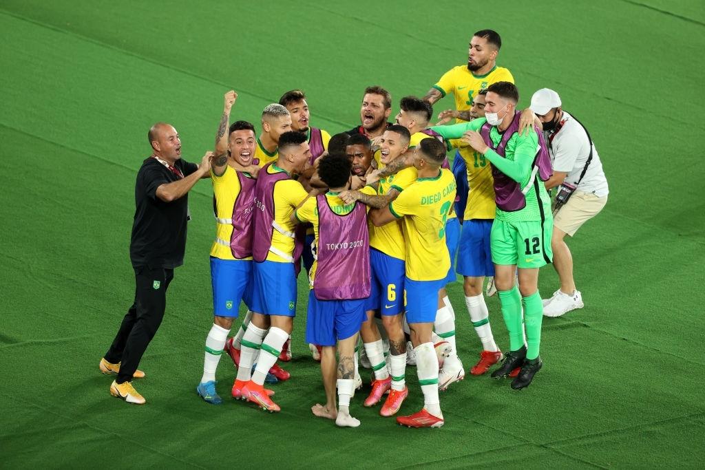 Hạ gục Tây Ban Nha trong hiệp phụ, Brazil bảo vệ thành công tấm HCV Olympic - Ảnh 11.