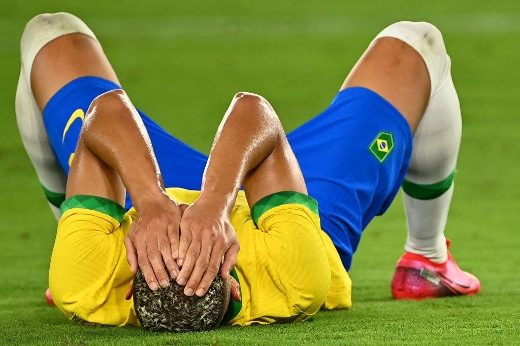 Hạ gục Tây Ban Nha trong hiệp phụ, Brazil bảo vệ thành công tấm HCV Olympic - Ảnh 7.