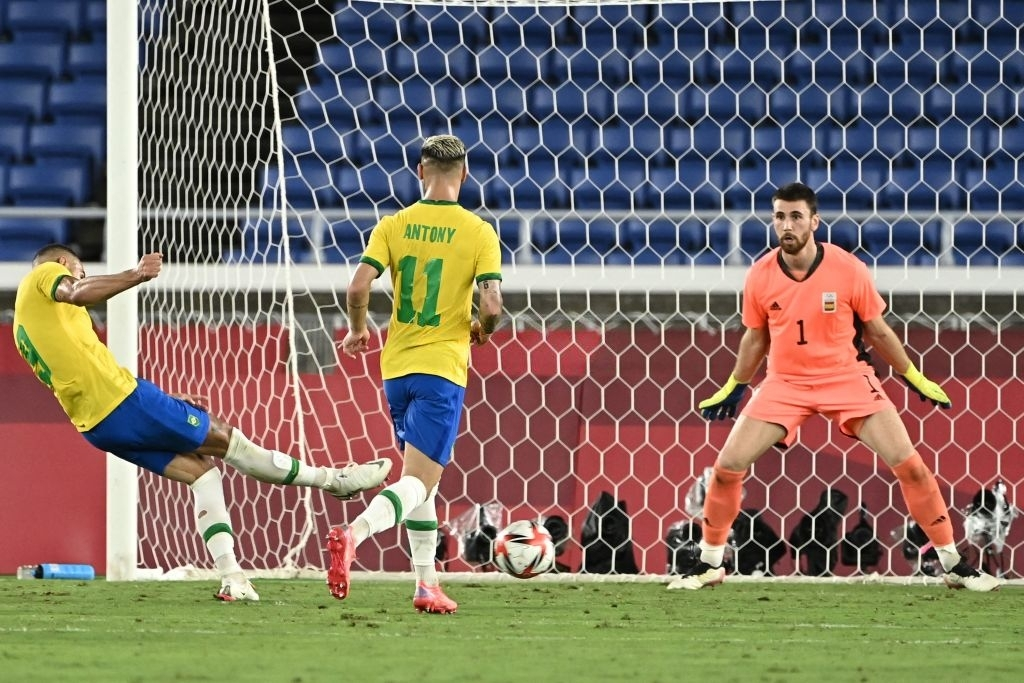 Hạ gục Tây Ban Nha trong hiệp phụ, Brazil bảo vệ thành công tấm HCV Olympic - Ảnh 4.