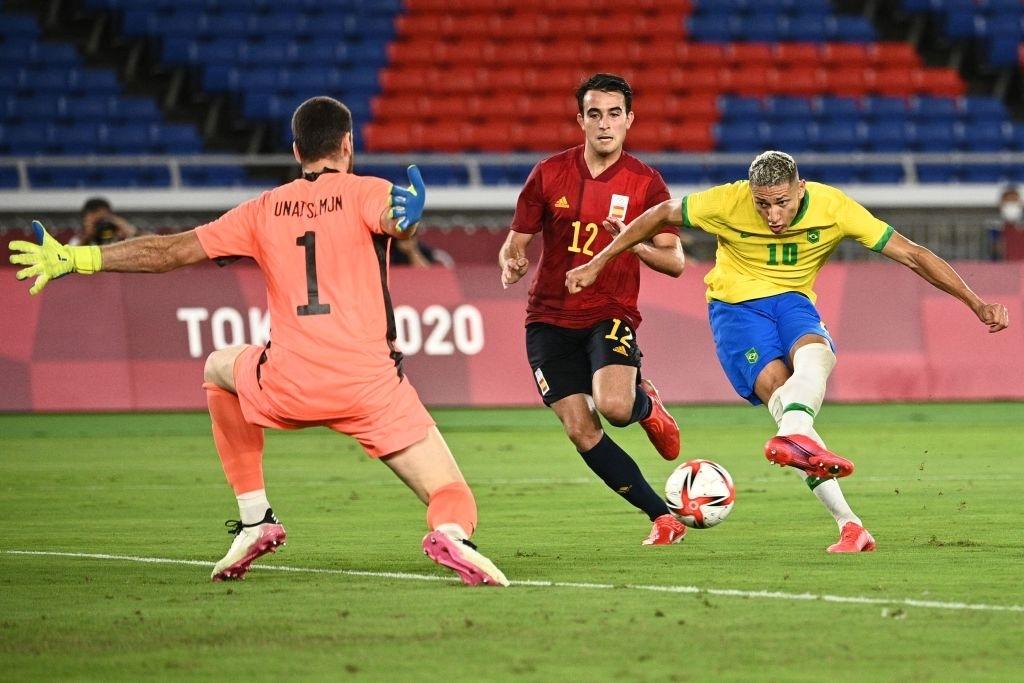 Hạ gục Tây Ban Nha trong hiệp phụ, Brazil bảo vệ thành công tấm HCV Olympic - Ảnh 6.