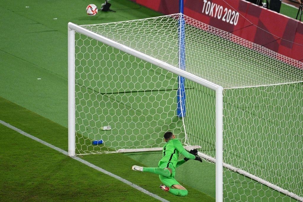 Hạ gục Tây Ban Nha trong hiệp phụ, Brazil bảo vệ thành công tấm HCV Olympic - Ảnh 9.