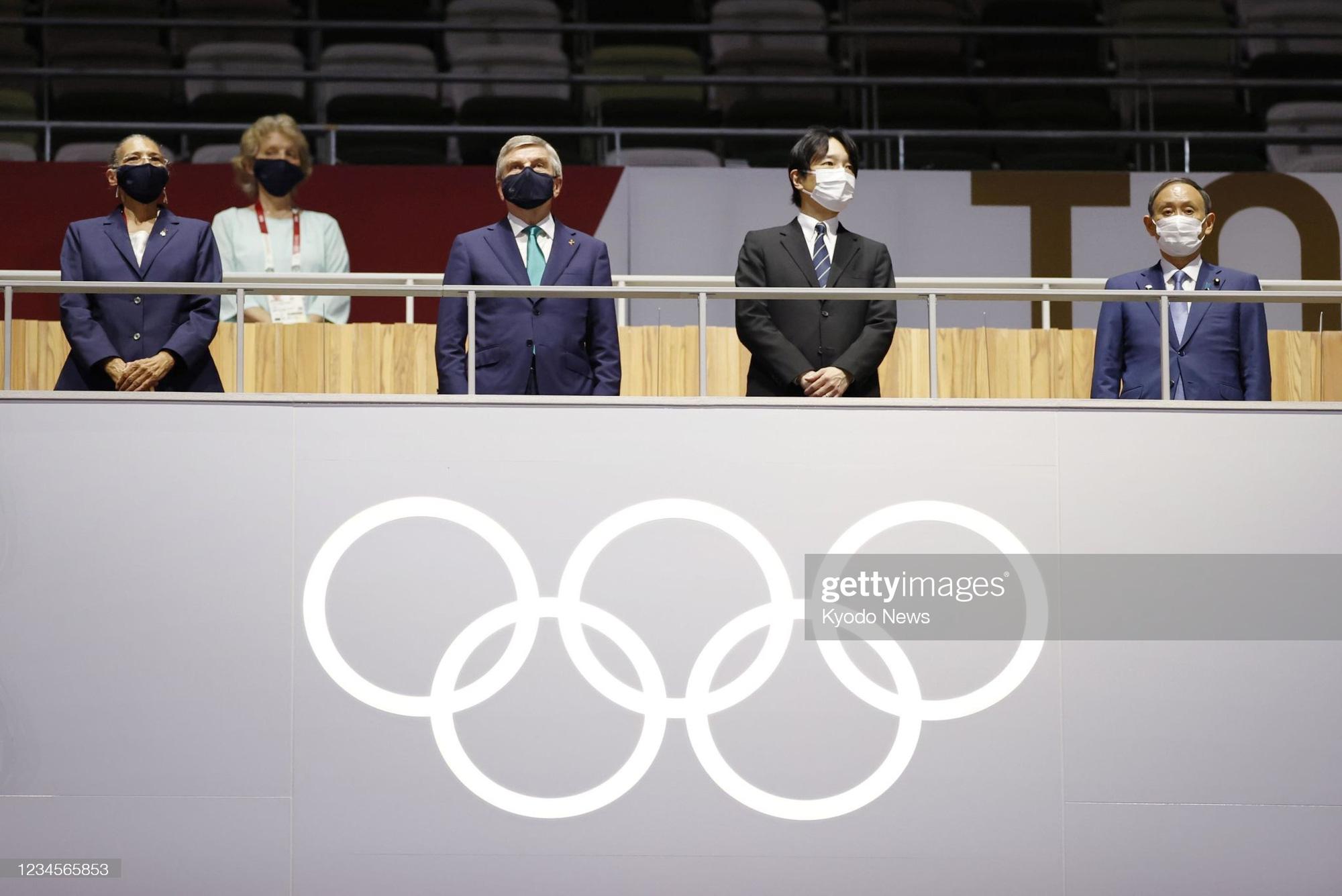 Lễ bế mạc Olympic Tokyo 2020 - lời cảm ơn đến kỳ Thế vận hội đặc biệt nhất lịch sử - Ảnh 1.