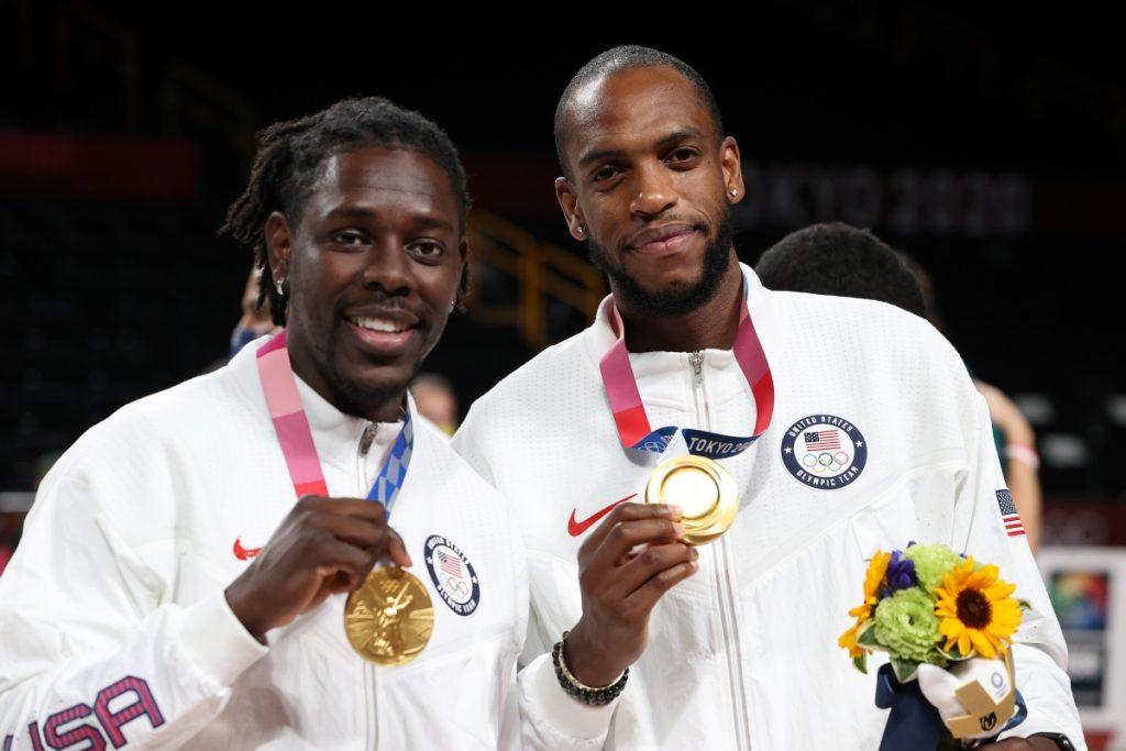 Điểm mặt những gia đình hệ huy chương vàng Olympic của làng bóng rổ Mỹ - Ảnh 1.
