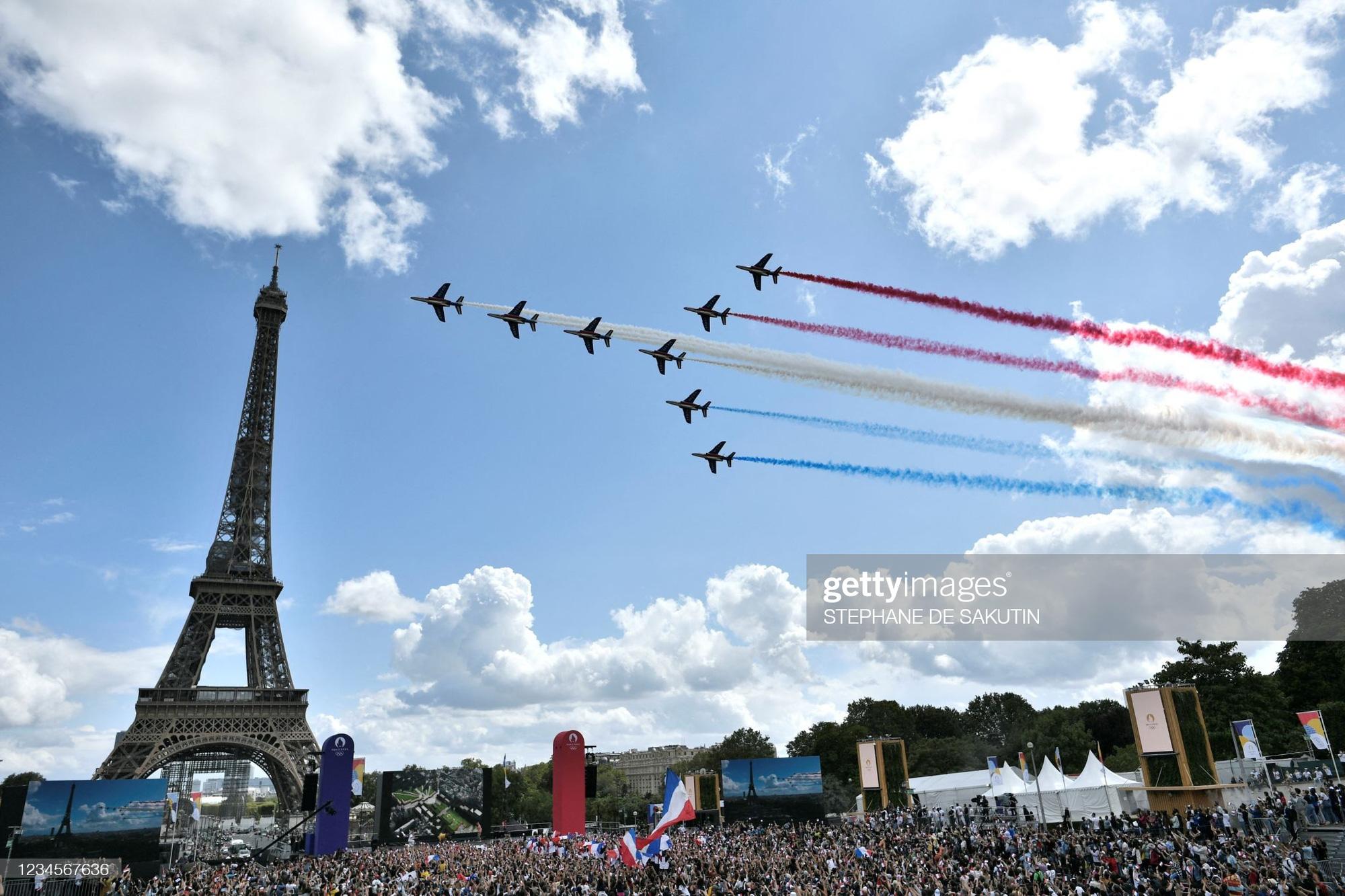 Năm điều thú vị chờ đợi tại Olympic Paris 2024 - Ảnh 2.