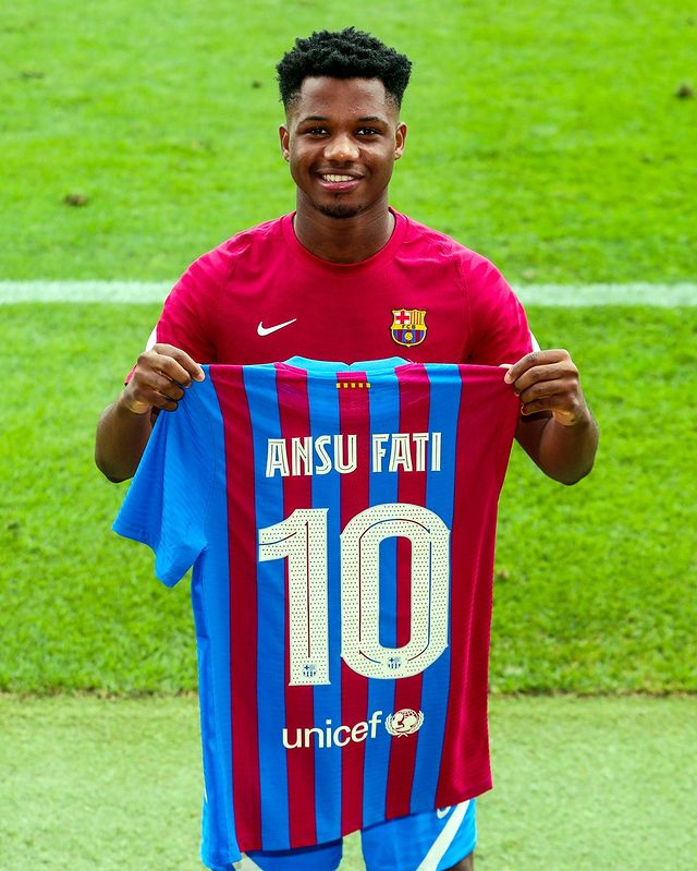 Vì sao Barca trao áo số 10 của Messi cho Ansu Fati? - Ảnh 8.