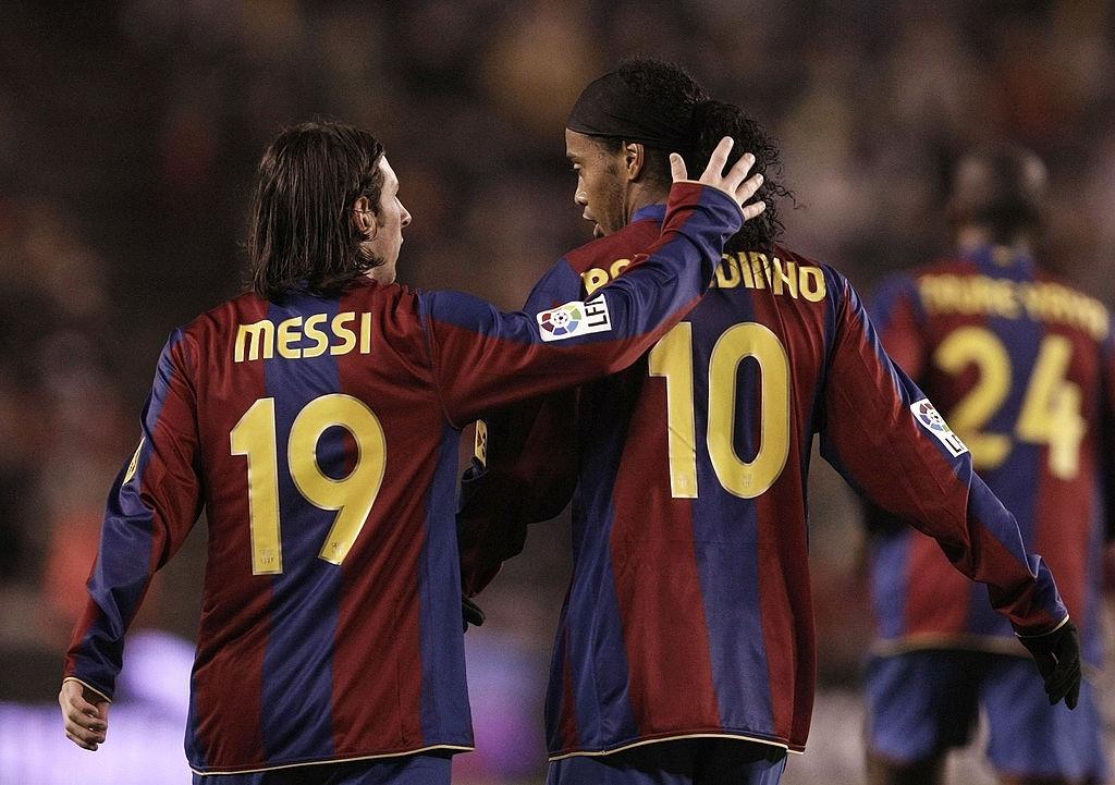 Vì sao Barca trao áo số 10 của Messi cho Ansu Fati? - Ảnh 1.