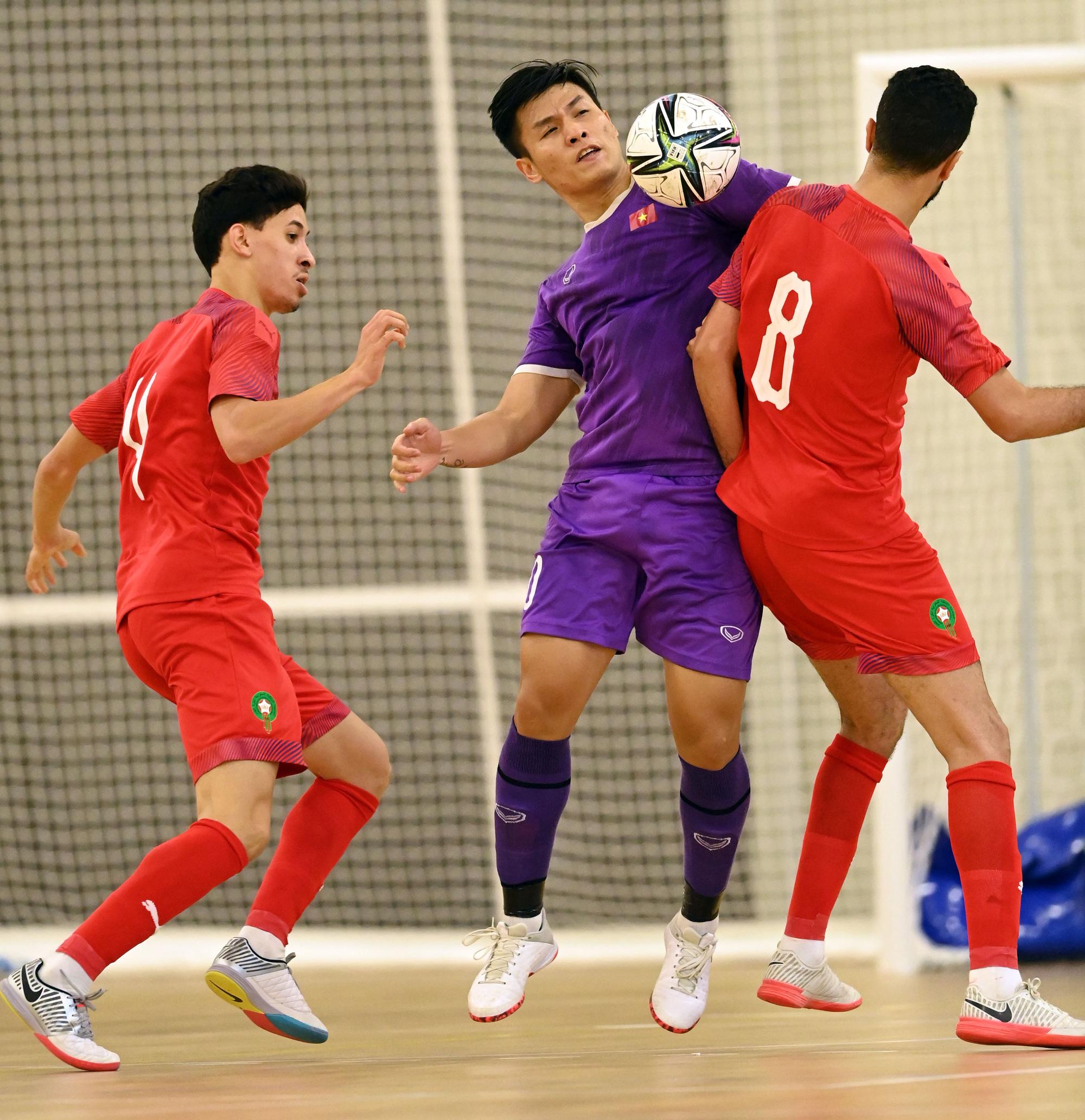 Vượt mặt Duy Mạnh, Đức Huy,... Vũ Đức Tùng góp mặt tại VCK World Cup 2021 - Ảnh 2.