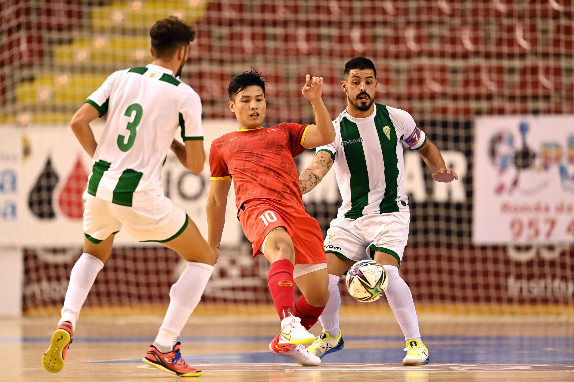 Vượt mặt Duy Mạnh, Đức Huy,... Vũ Đức Tùng góp mặt tại VCK World Cup 2021 - Ảnh 1.