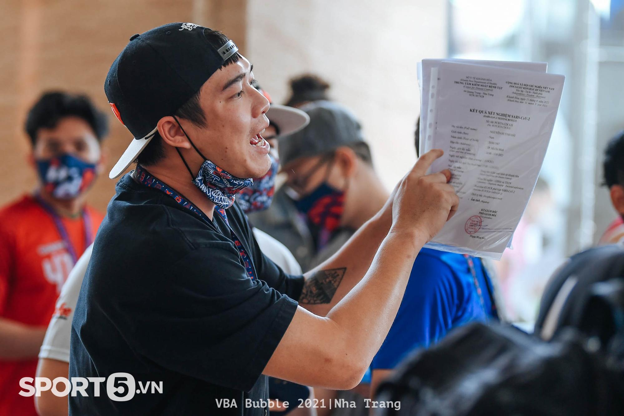 Hồi kết của VBA 2021: Gian nan và thử thách trên những chuyến xe xuyên Việt trở về nhà - Ảnh 7.