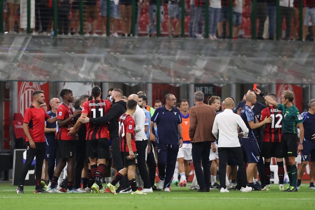 Ibrahimovic gián tiếp khiến cựu HLV Chelsea nhận thẻ đỏ - Ảnh 3.