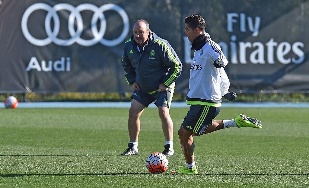 Rafa Benitez quá cứng nhắc trong việc thay đổi để phù hợp với Ronaldo
