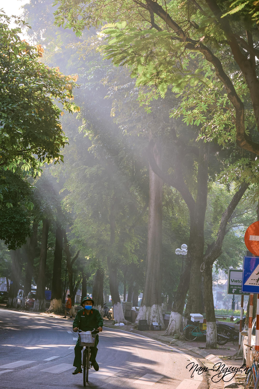 Say đắm trước vẻ đẹp của mùa thu Hà Nội - Ảnh 17.