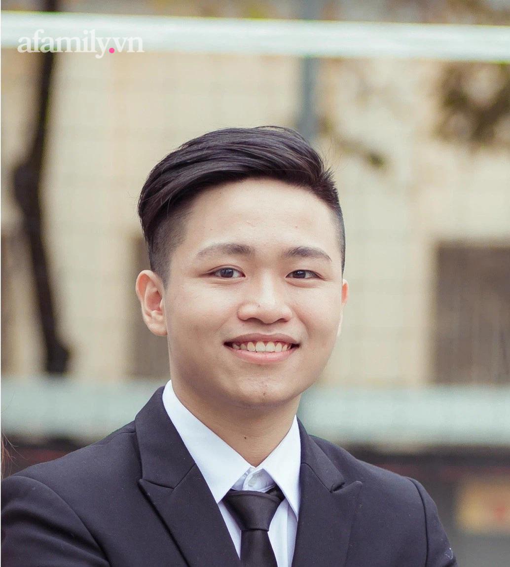 """Chàng trai Nam Định lọt top 50 học sinh xuất sắc toàn cầu năm 2021: Từ phòng trọ cũ 24m2 đến loạt thành tích xứng danh """"con nhà người ta""""  - Ảnh 1."""