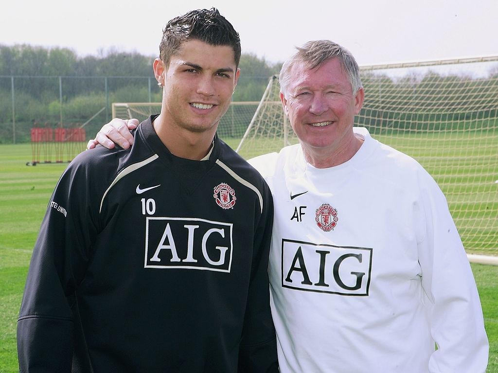 Sir Alex Ferguson luôn bảo vệ cậu học trò cưng
