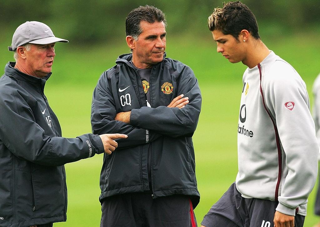 Kỷ luật của Sir Alex giúp Ronaldo cứng cỏi hơn