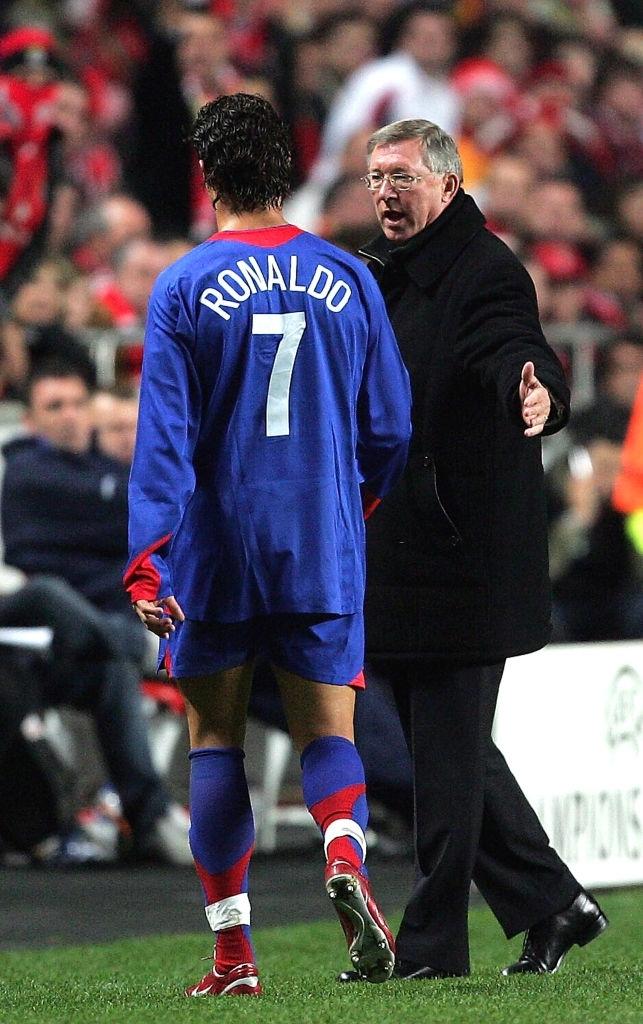 """Sir Alex không ngần ngại """"sấy"""" Ronaldo nếu anh chơi tệ"""