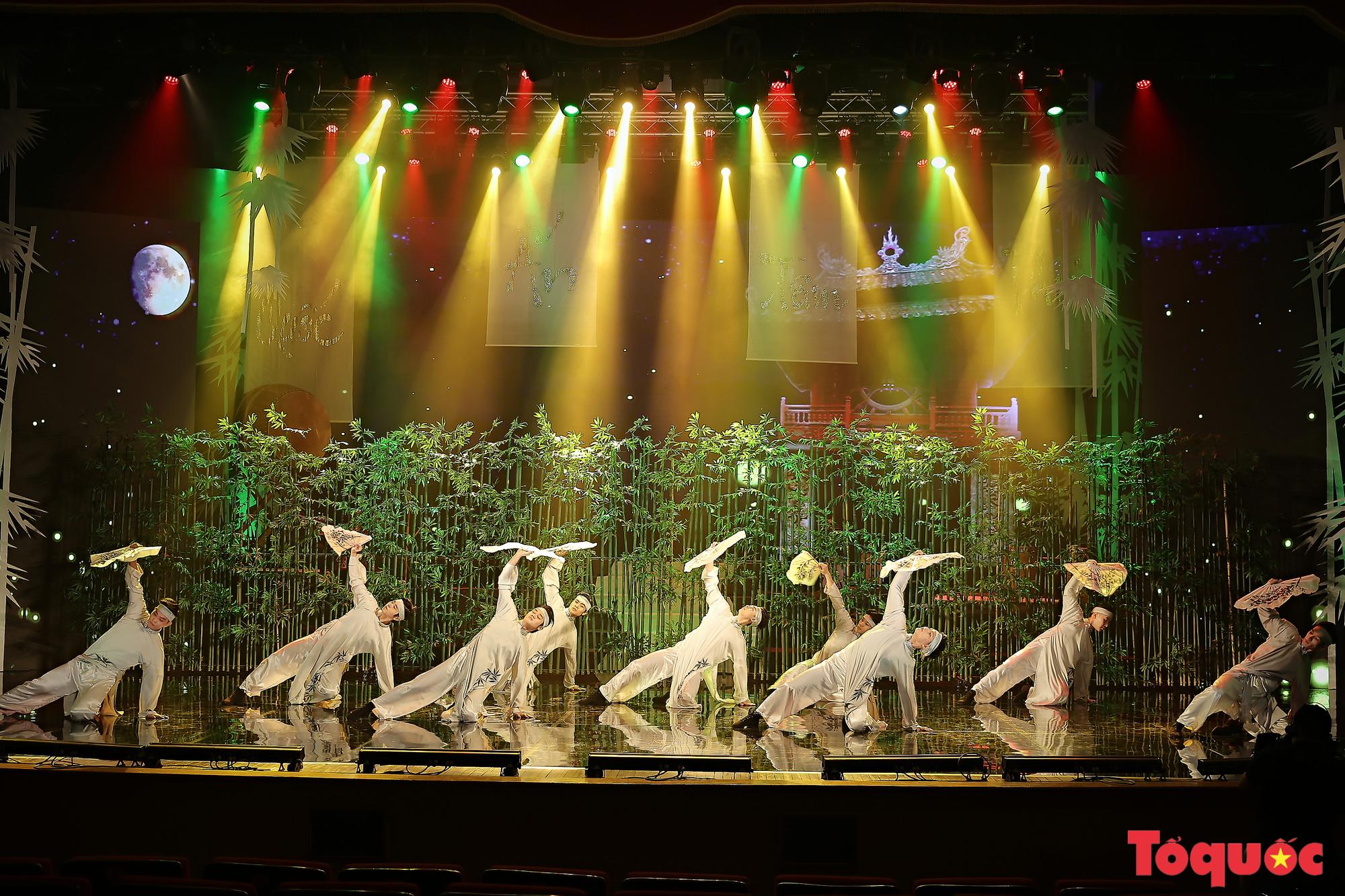 """Chương trình """"Giai điệu Việt"""": Món quà nghệ thuật đặc sắc của cộng đồng các dân tộc Việt Nam - Ảnh 5."""