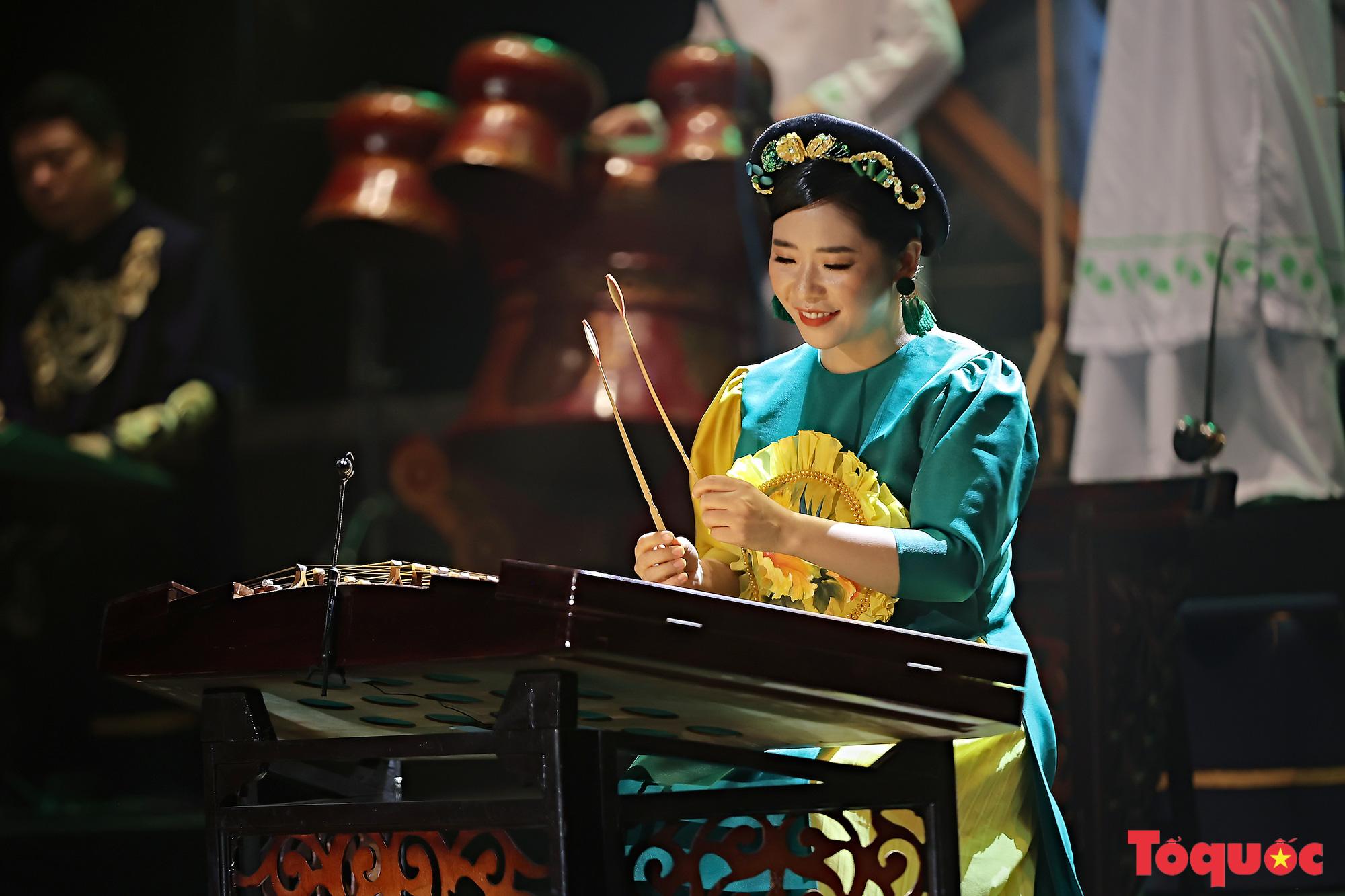 """Chương trình """"Giai điệu Việt"""": Món quà nghệ thuật đặc sắc của cộng đồng các dân tộc Việt Nam - Ảnh 11."""