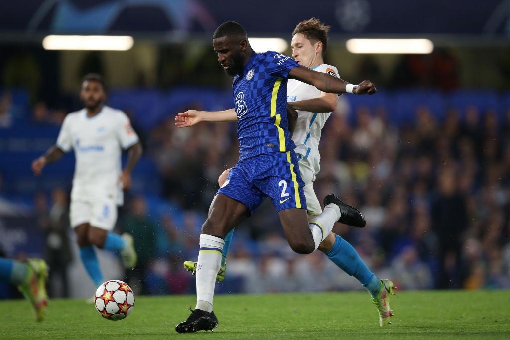 Chelsea 1-0 Zenit: Lukaku ghi bàn từ 14 trong 14 trận giúp Chelsea khởi đầu thuận lợi - Ảnh 7.