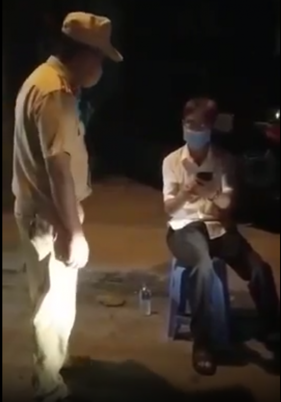 Phó phòng lái xe khi say xỉn được bổ nhiệm Chánh thanh tra huyện: Vì viết tắt tên nên huyện... không biết? - Ảnh 1.