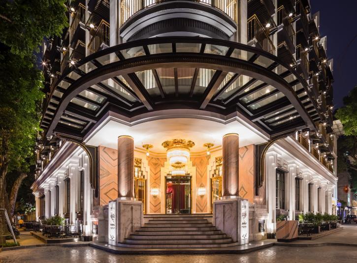 Cận cảnh Capella Hanoi – Khách sạn mới tốt nhất Châu Á – Thái Bình Dương - Ảnh 1.