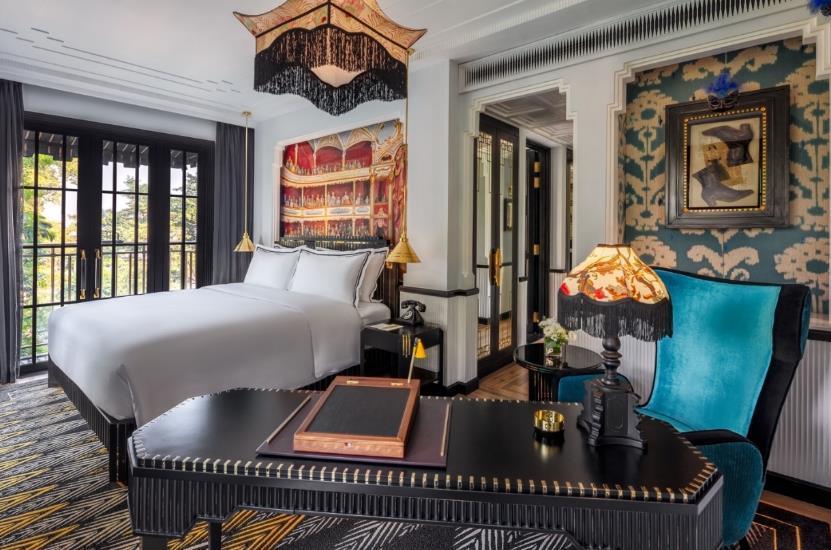 Cận cảnh Capella Hanoi – Khách sạn mới tốt nhất Châu Á – Thái Bình Dương - Ảnh 8.