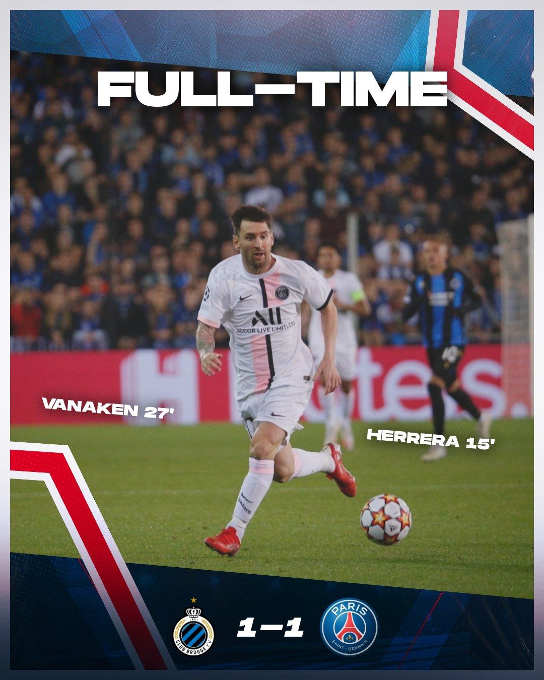 Tam tấu Messi-Neymar-Mbappe bất lực nhìn PSG mất điểm - Ảnh 1.