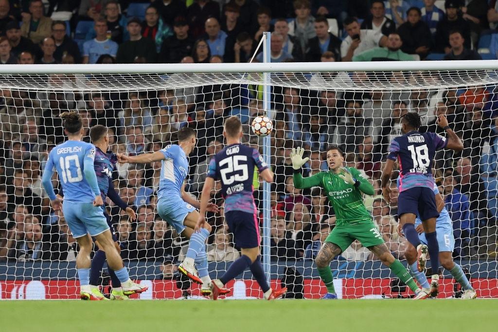 Man City 6-3 RB Leipzig: Grealish lập công trong chiến thắng với tỉ số của một set tennis tại Etihad - Ảnh 5.