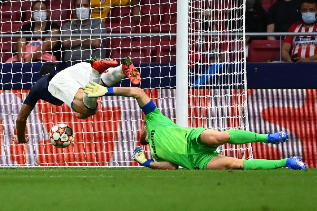 Hàng công thi đấu bế tắc, Atletico Madrid để Porto cầm hòa không bàn thắng ngay trên sân nhà - Ảnh 7.