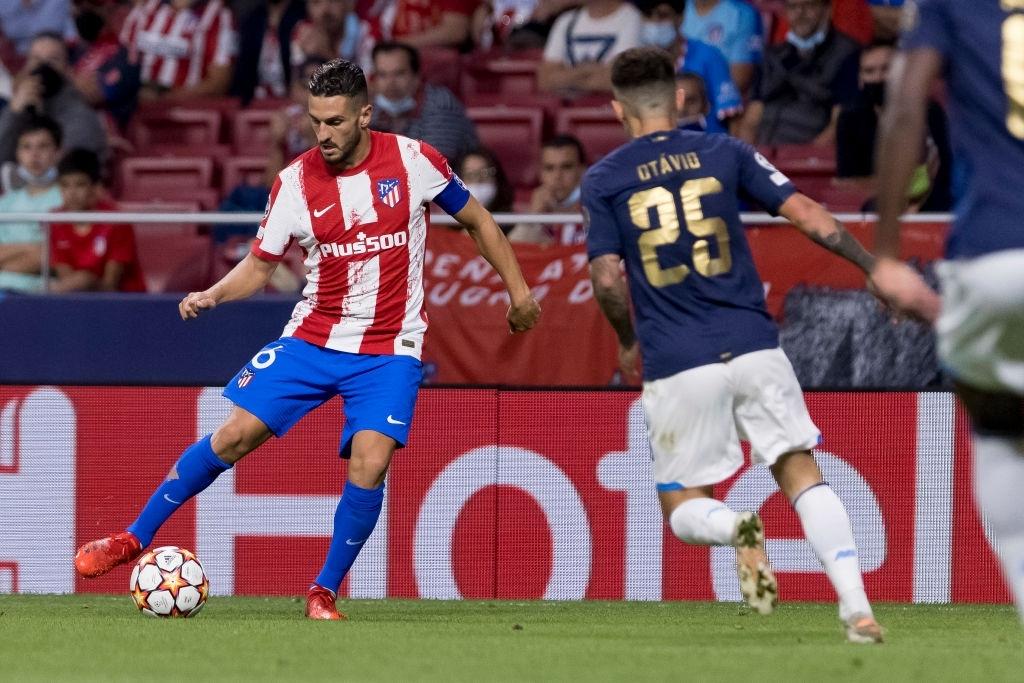 Hàng công thi đấu bế tắc, Atletico Madrid để Porto cầm hòa không bàn thắng ngay trên sân nhà - Ảnh 8.