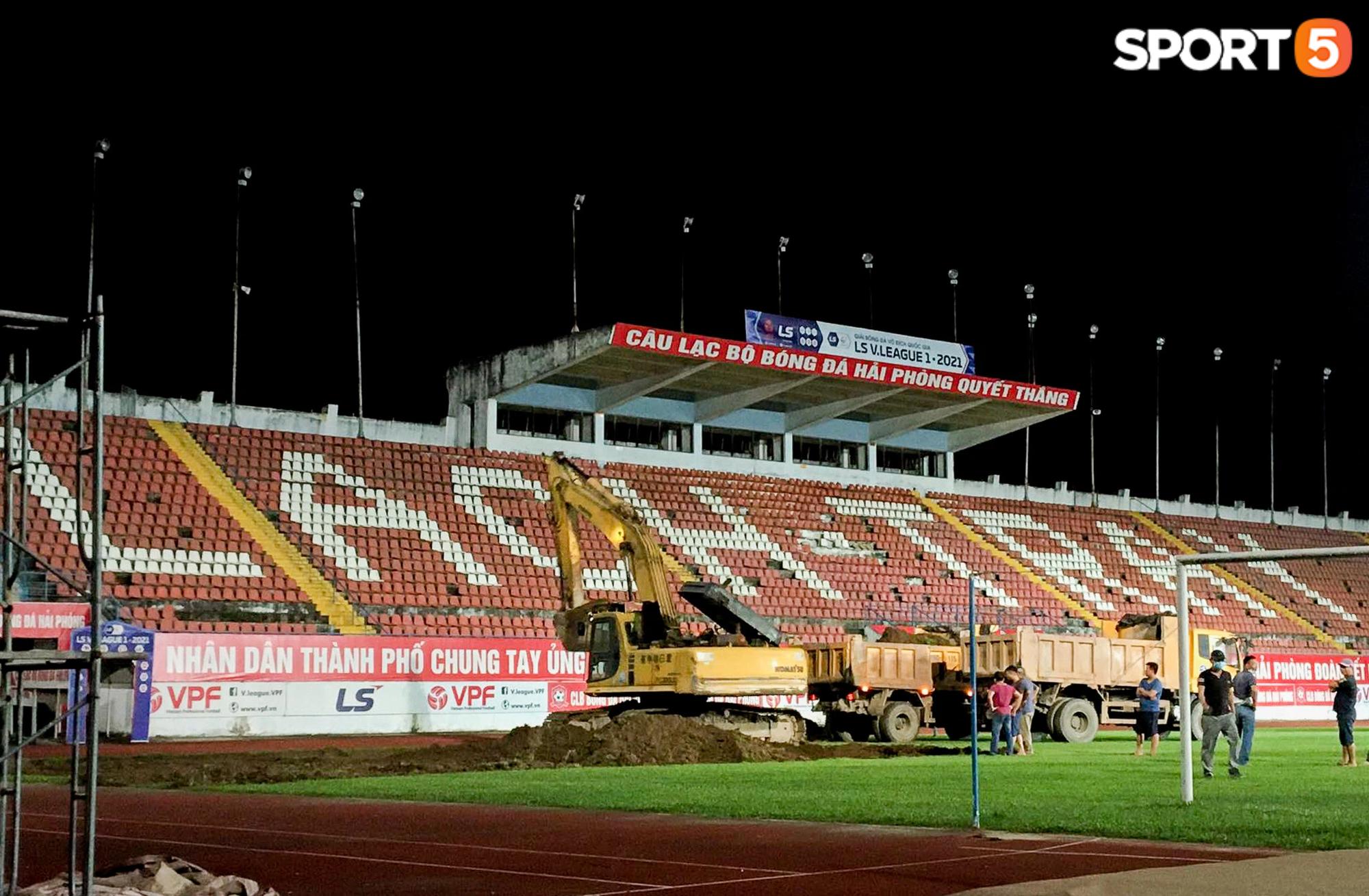 Vì sao tuyển Việt Nam khó về sân Lạch Tray đá vòng loại World Cup 2022? - Ảnh 1.
