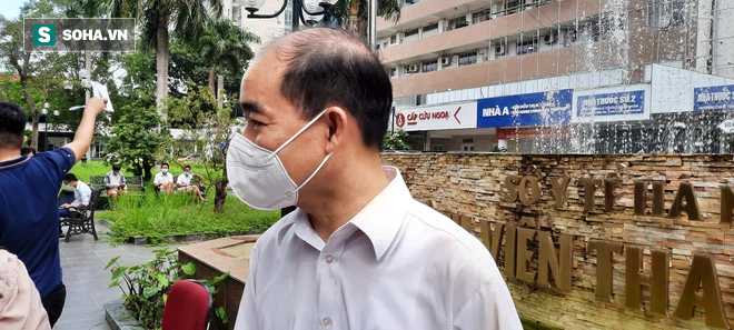 Phó Giám đốc Sở Y tế Hà Nội: 5%-6% bệnh nhân COVID-19 chuyển biến nặng… thành phố đã có kịch bản 8.000 ca bệnh nặng, nguy kịch - Ảnh 1.