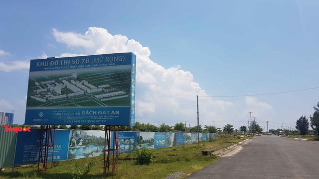Quảng Nam xem xét thu hồi 4 dự án khu đô thị do Bách Đạt An làm chủ đầu tư; Đà Nẵng cảnh báo 2 dự án BĐS chưa đủ điều kiện kinh doanh nhưng đã rao bán - Ảnh 1.