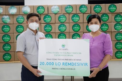 Lô thuốc 200.000 lọ Remdesivir đặc trị Covid-19 về Việt Nam được phân bổ thế nào? - Ảnh 2.