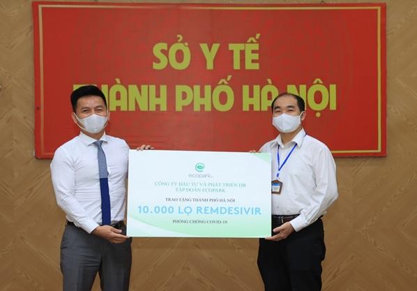 Lô thuốc 200.000 lọ Remdesivir đặc trị Covid-19 về Việt Nam được phân bổ thế nào? - Ảnh 4.