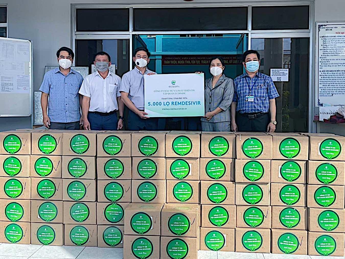 Lô thuốc 200.000 lọ Remdesivir đặc trị Covid-19 về Việt Nam được phân bổ thế nào? - Ảnh 6.