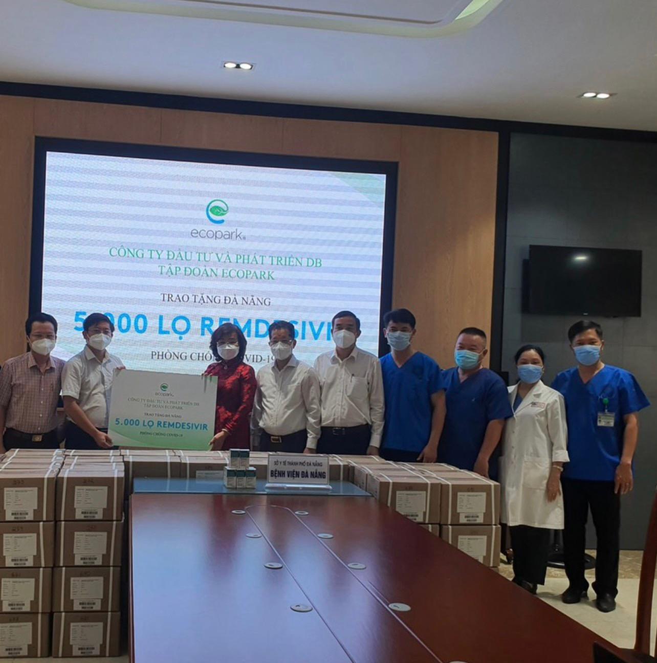 Lô thuốc 200.000 lọ Remdesivir đặc trị Covid-19 về Việt Nam được phân bổ thế nào? - Ảnh 7.