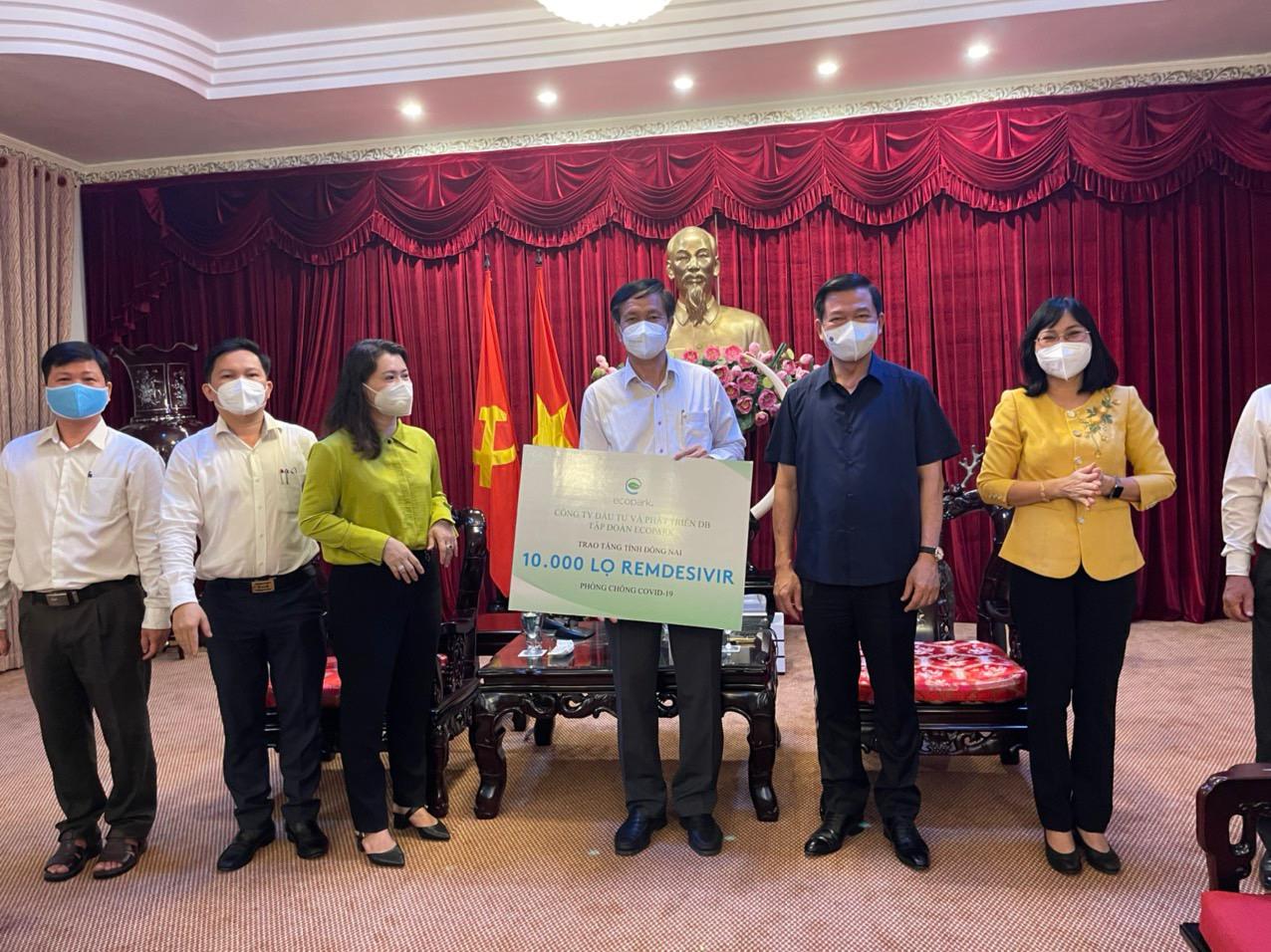 Lô thuốc 200.000 lọ Remdesivir đặc trị Covid-19 về Việt Nam được phân bổ thế nào? - Ảnh 8.