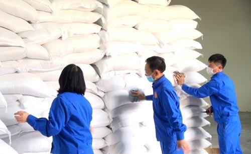Xuất cấp gần 740 tấn gạo cho tỉnh Bình Định hỗ trợ người dân bị hạn hán  - Ảnh 1.