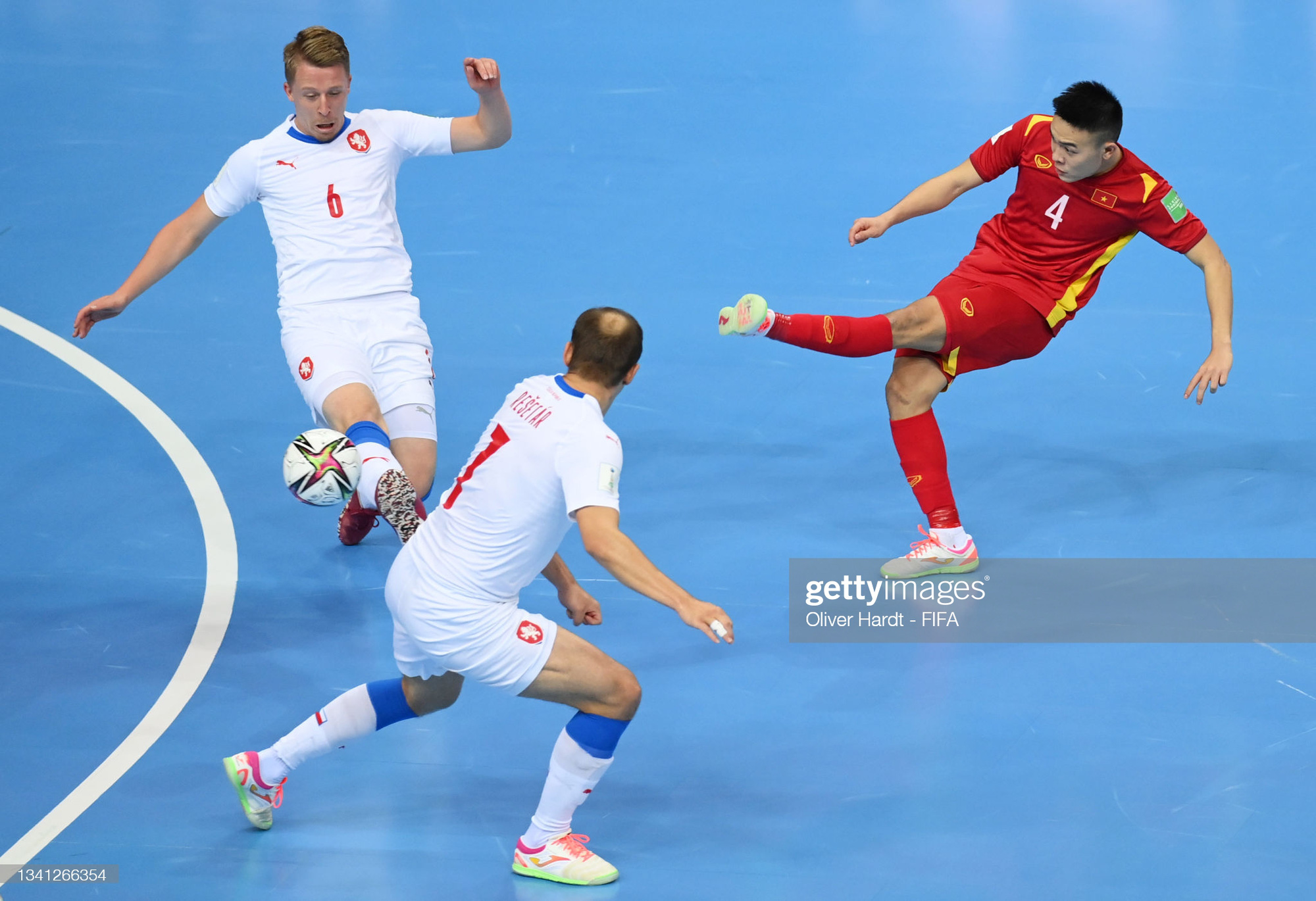 """Thầy cũ nhận định: """"Châu Đoàn Phát sẽ trở thành ngôi sao của futsal Việt Nam trong tương lai"""" - Ảnh 1."""